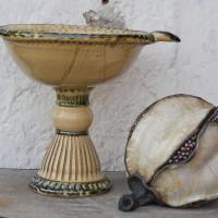 Ceramic pod