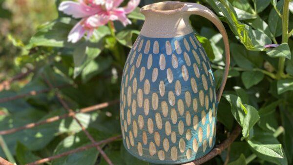 Keramik bringare av Maria Ekberg